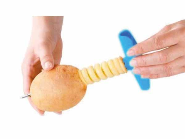 Bild - Potatisskruv
